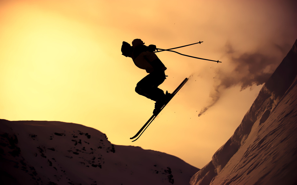 Sport Wallpapers Skiing Wallpapers Download Hd Wallpapers And Free Images