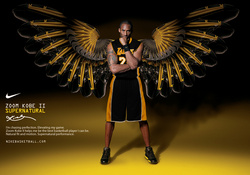 Kobe Bryant _ Black and Gold