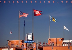 Citizens Bank Park Flags