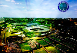 The Wimbledon Championships Courts