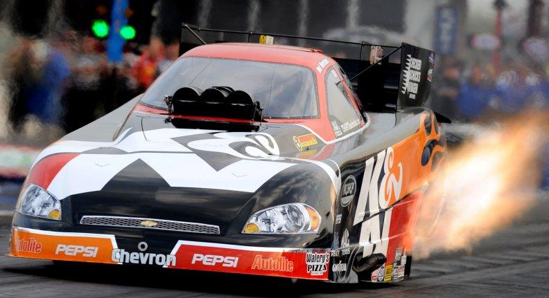Auto racing wallpaper