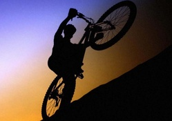 mountain bike equipment