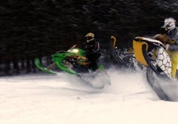 Two Sleds, One Jump