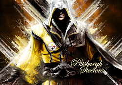 Assassin's Creed Pittsburgh Steelers Fan