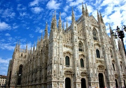 Cathedral. Milan. Italy