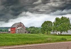 wisconsin farm hdr
