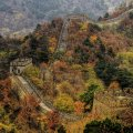 magnificent great wall landscape hdr