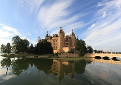 schwerin castle germany