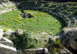Amphitheatre in Syracuse