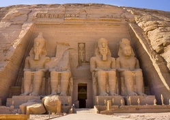 temple of ramesses abu simbel egypt
