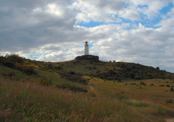 Lighthouse Isle of Hiddensee
