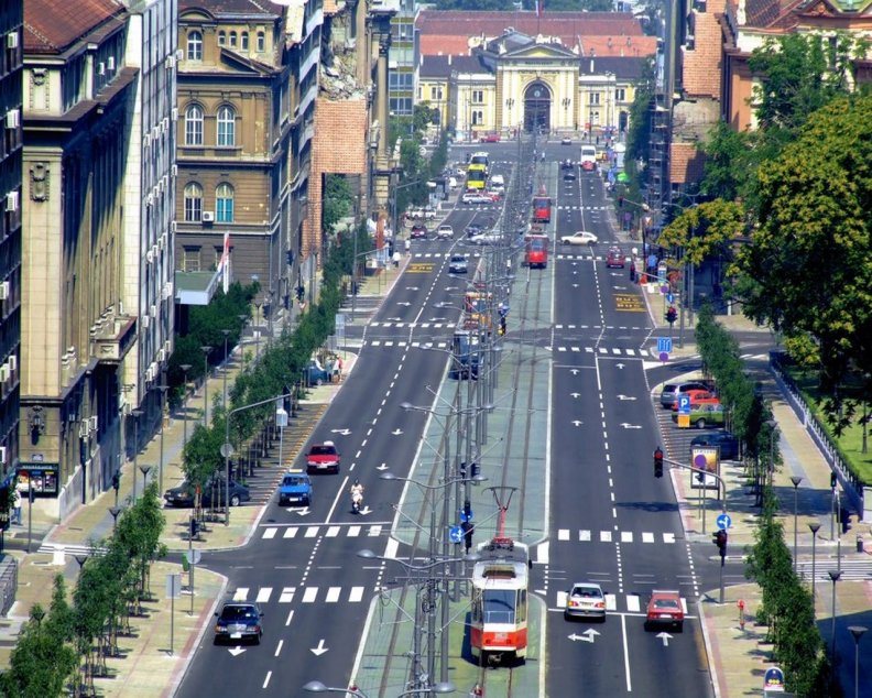 Belgrade_Nemanjina Download HD Wallpapers and Free Images