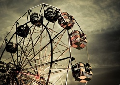 Ferris Wheel of the Past!!!