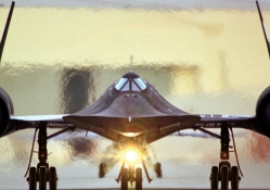 SR_71 Heat Mirage (Dual Monitor)