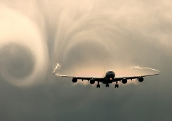whirlwinds, airbus a340, Iberia