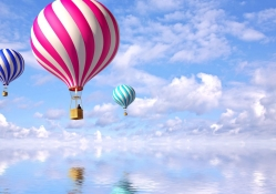 Magical Air Balloons