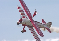 Guinot wing walking girl