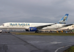Iron Maiden _ Ed Force One