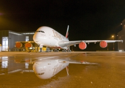 Airbus A 380 rolllout