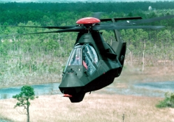 Boeing Sikorsky Comanche Attack Helicopter