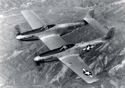 North American F 82 Twin Mustang