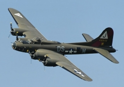Boeing B_17 Flying Fortress