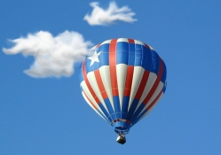 Stars & Stripes Balloon