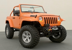2006 Jeep Wrangler Rubicon King