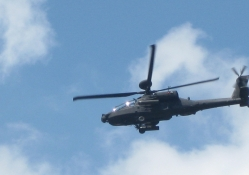 apache close up