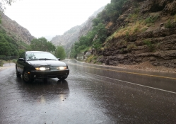 Saturn S_series in Rainy Mountain Canyon