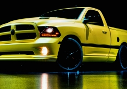 2014 Ram 1500 Rumble Bee Concept