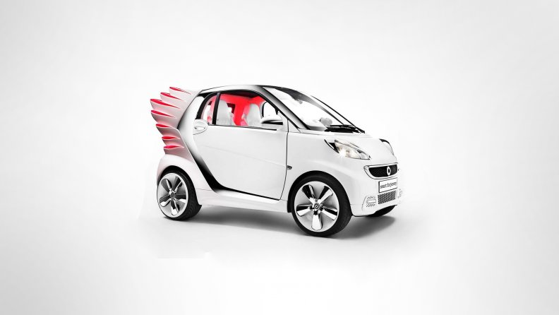 2013 Smart ForJeremy Concept