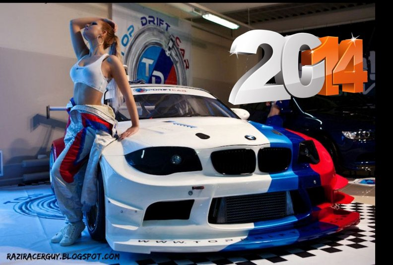 Bmw Girl Wallpaper By Jokensy: BMW Girls Bonne Annee 2014 Download HD Wallpapers And Free