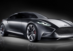 Hyuandai Coupe Concept Car