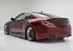 Hyundai Genesis Coupe Turbo