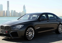 BMW 7_Series by Mansory tuning