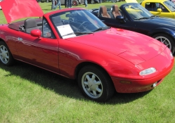 1991 Mazda with 115 HP