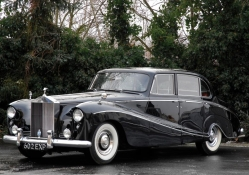 1958 Rolls Royce Silver Cloud Saloon