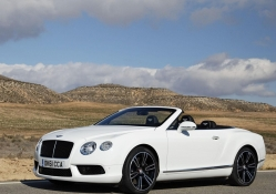 Bentley Continental GTC Noble Edition Roadster