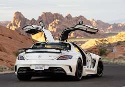 Mercedes_Benz SLS AMG Coupe Black Series