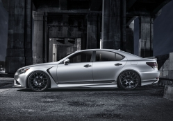 Lexus Project Ls 460 F_Sport By Five Axis