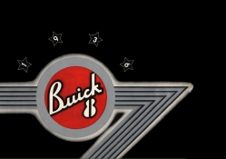 1936 Buick cover art