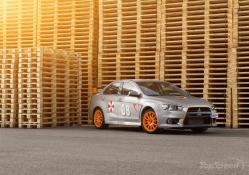2013 Mitsubishi EVO X Stealth Fighter by Schwabenfolia