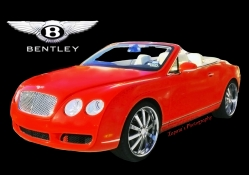 RED BENTLY