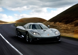 Koenigsegg CCXR On Road
