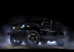 Jeep Wrangler Dragon Concept