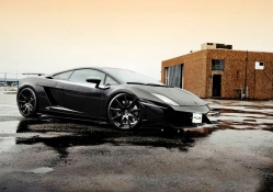 Lamborghini Gallardo Superleggera biturbo