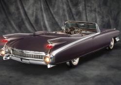 Vintage Cadillac Eldorado Biarritz