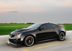 Cadillac CTS_V by Hennesse
