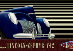1939 Lincoln Zephyr V_12 cover